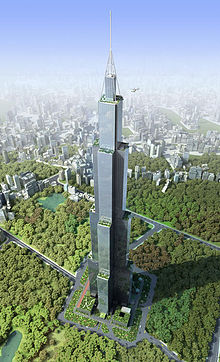 Sky City Changsha