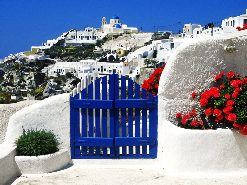Real estates in Greece