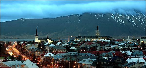 The property market in Iceland is on the verge of another bubble