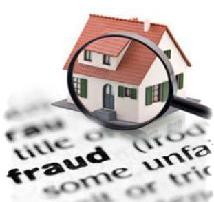 Increased danger of property frauds in the UK