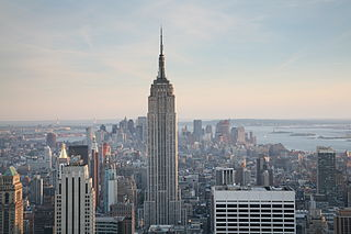 Immobilie als Empire State Building als Traumaktie